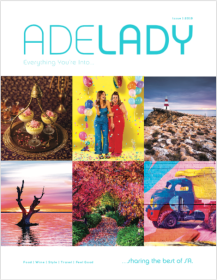Adelady mag issue one is out now!