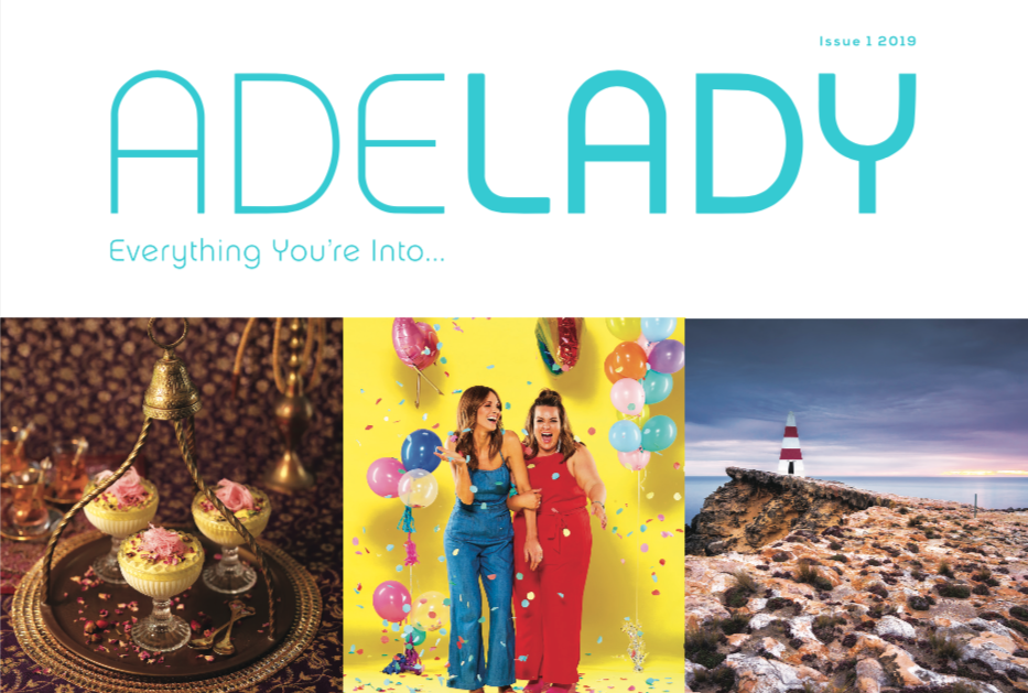 Have you got your Adelady mag yet?